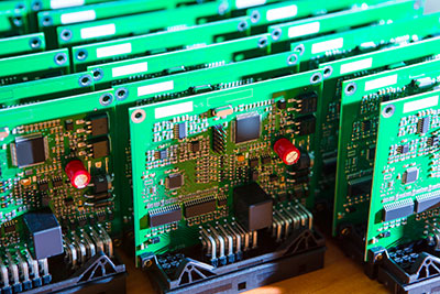 Lotes de PCBs